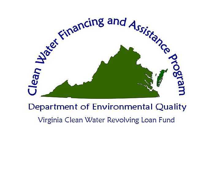 Clean Water Revolving Loan Fund 2019 Applications Due July 20, 2018.