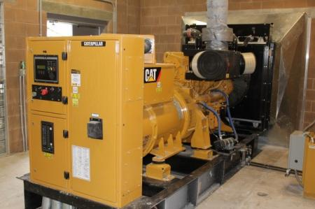 Pump Station 750 Kw Emergency Generator
