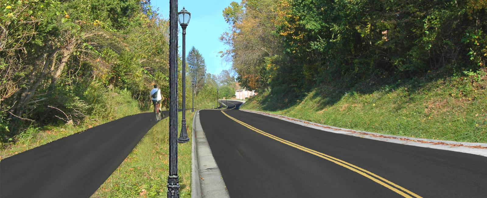 Road Safety Improvements including Bike Lanes, Sidewalks, Storm Drainage and Street Lighting