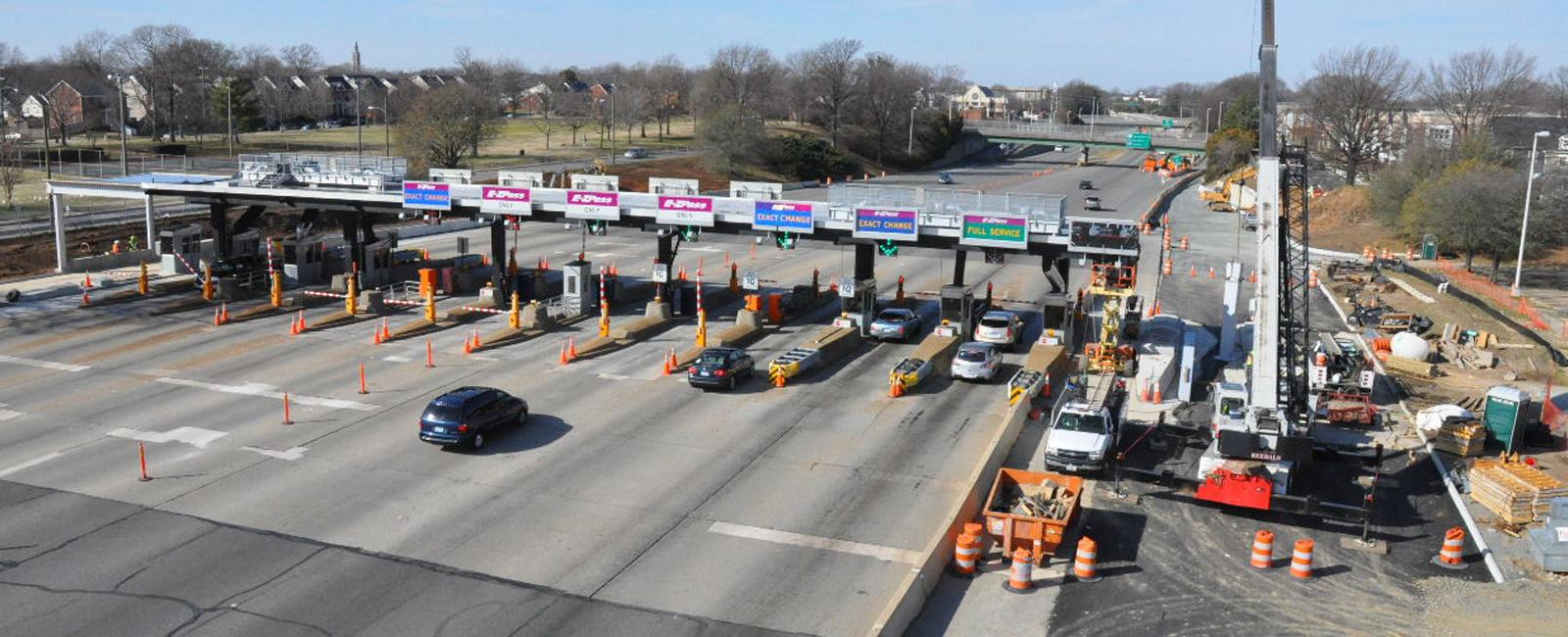Open Road Tolling and Road Improvements